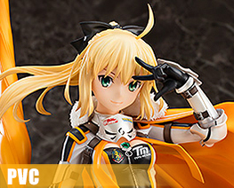 PV10756 1/7 Altria Pendragon Racing Version (PVC)