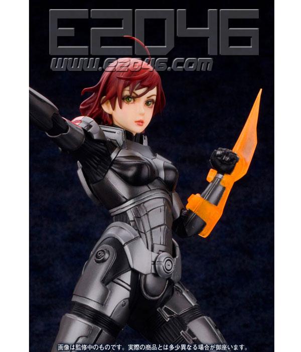 Commander Shepherd (PVC)