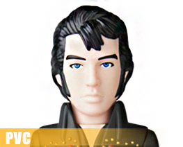 PV9496  Elvis Presley Black Version (PVC)