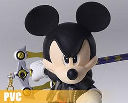 PV8939  King Mickey (PVC)