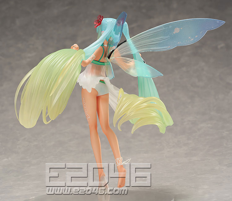 Racing Miku 2017 Thailand Version (PVC)