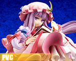 PV6772 1/8 Patchouli Knowledge (PVC)