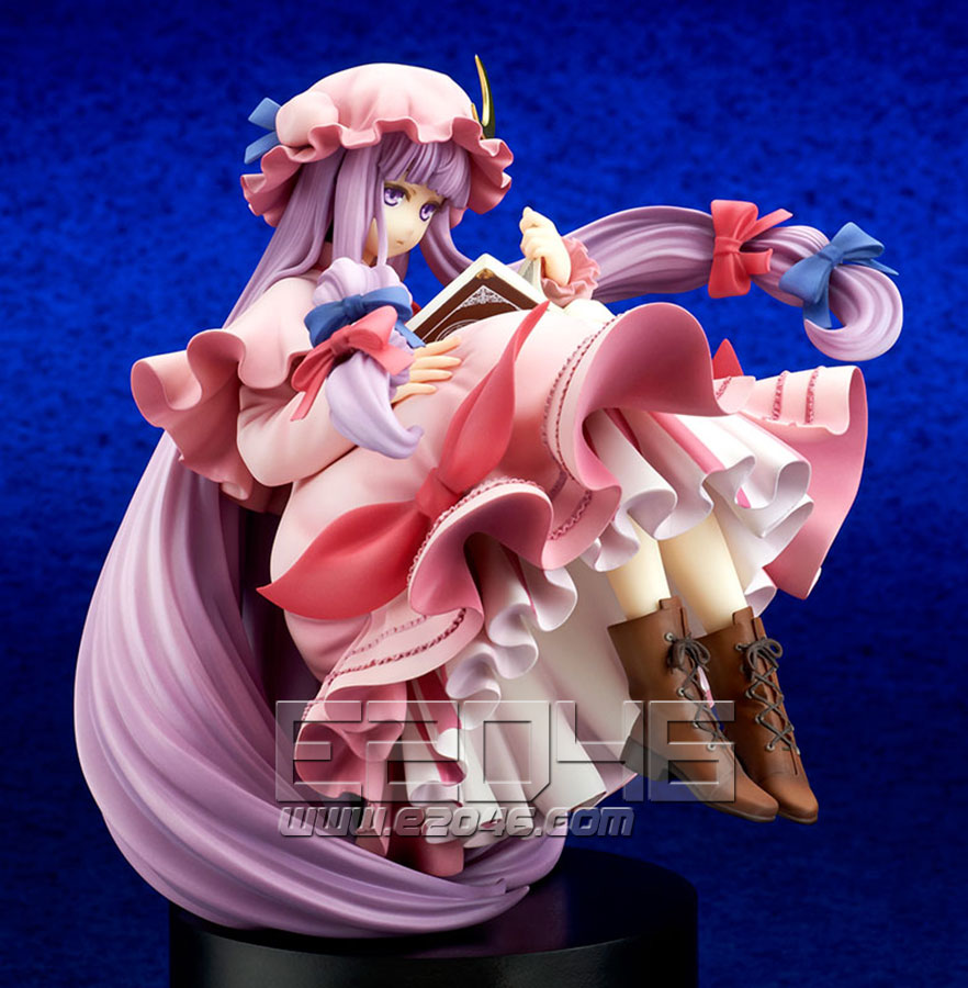 Patchouli Knowledge (PVC)
