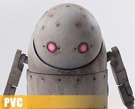 PV7543 1/12 机械生命体 2 体套装 (PVC)