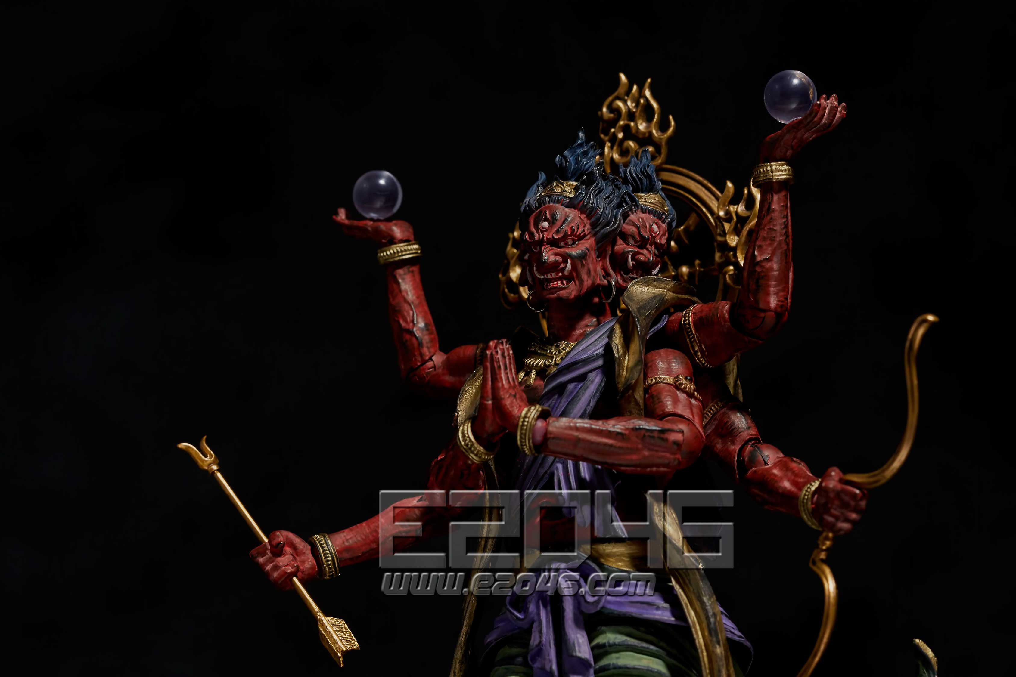 Asura Coloring Version (PVC)