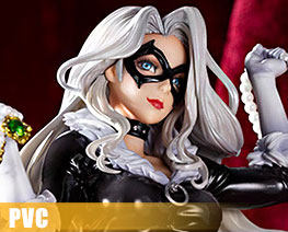 PV10918 1/7 Black Cat (PVC)