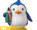 PV2536  Penguin No.2 (PVC)