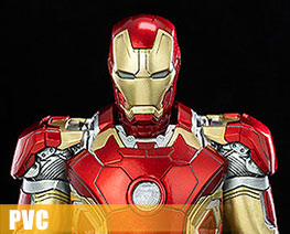PV11941 1/12 Iron Man Mark 43 (PVC)