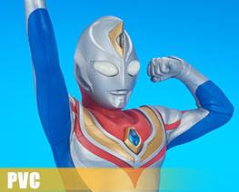 PV9459  Ultraman Dyna (PVC)
