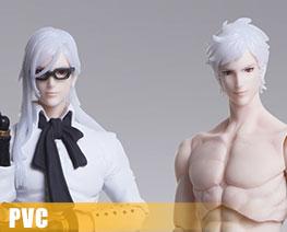 PV9340  Adam & Eve (PVC)
