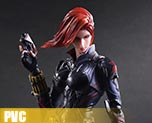 PV5663  Black Widow (PVC)