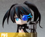 PV1555  Nendoroid Black Rock Shooter (PVC)