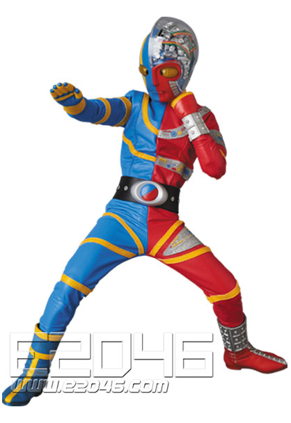 Kikaider And Side Machine Ultimate Set