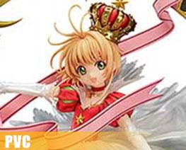 PV6414 1/7 Kinomoto Sakura Stars Bless You (PVC)