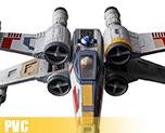 PV6014  X 翼星际战斗机 (PVC)
