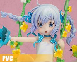 PV8589 1/7 Kafuu Chino & Flower Swing