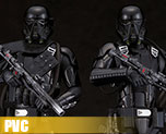 PV6822 1/10 Death Trooper 2 Pack (PVC)