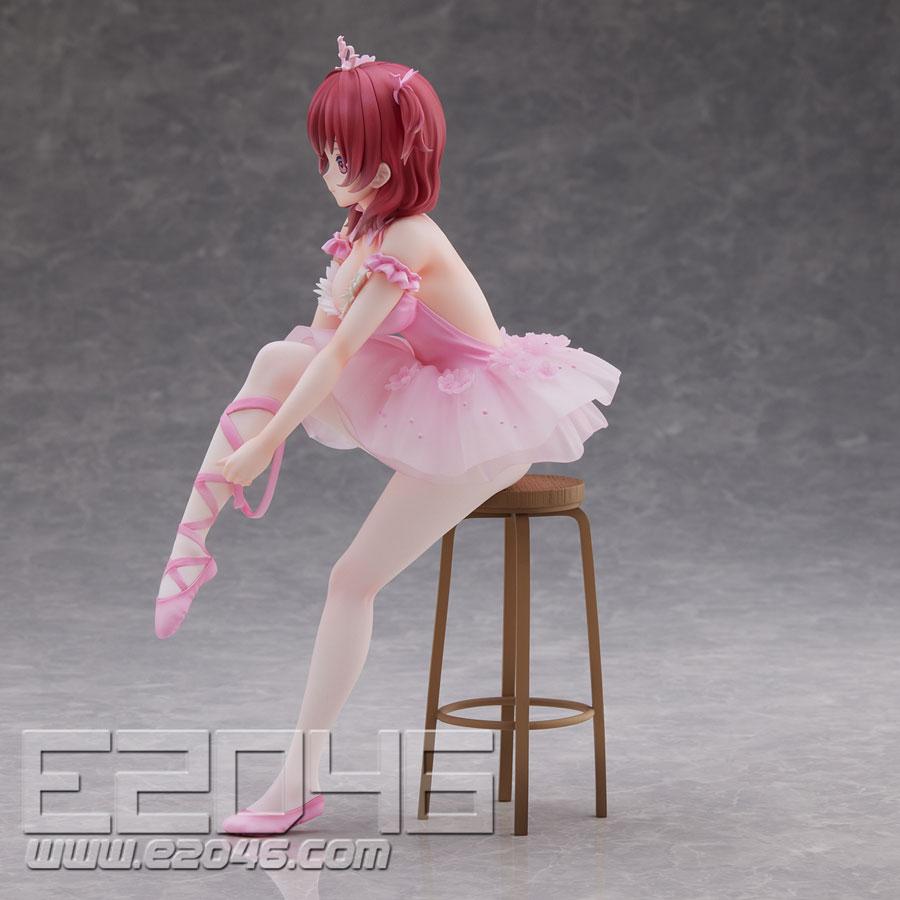 Flamingo Ballet Company Akagami no Ko  (PVC)