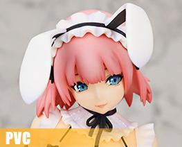 PV11409 1/6 Yuru Fuwa Maid Bunny (PVC)