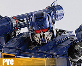 PV10132  DLX Soundwave And Ravage (PVC)