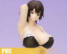PV0775 1/7 Shiori Tsuzuki Black Ver. (PVC)