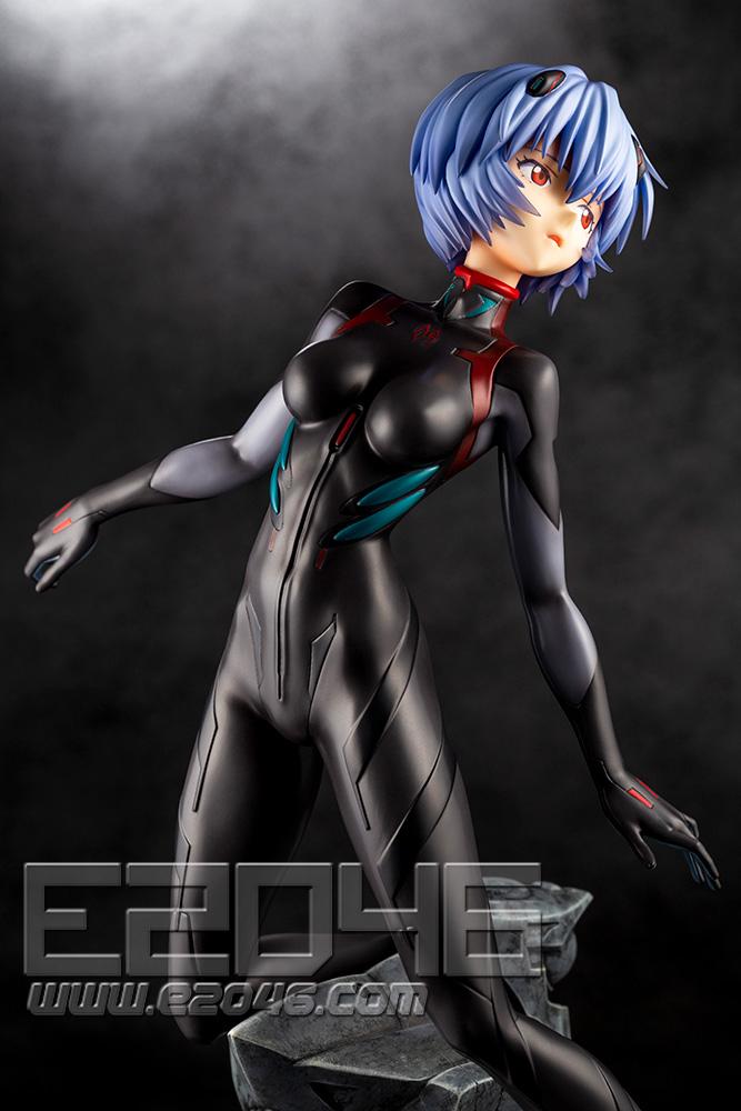 Ayanami Rei Plugsuit Version (PVC)