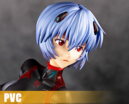 PV10106 1/6 Ayanami Rei Plugsuit Version (PVC)