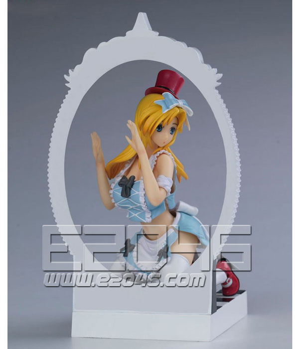Alice in Mirror World Blue Dress Ver.sion (PVC)