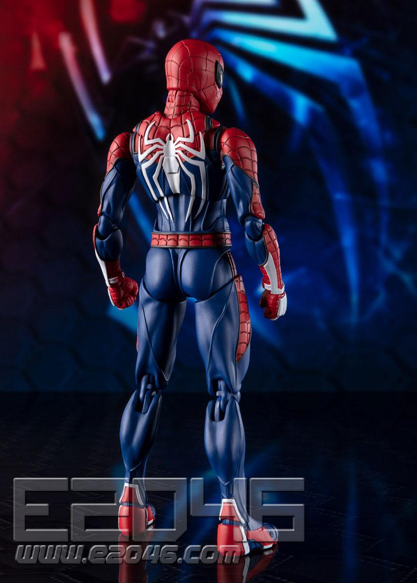 Spider-Man Advanced Suit Version (PVC)