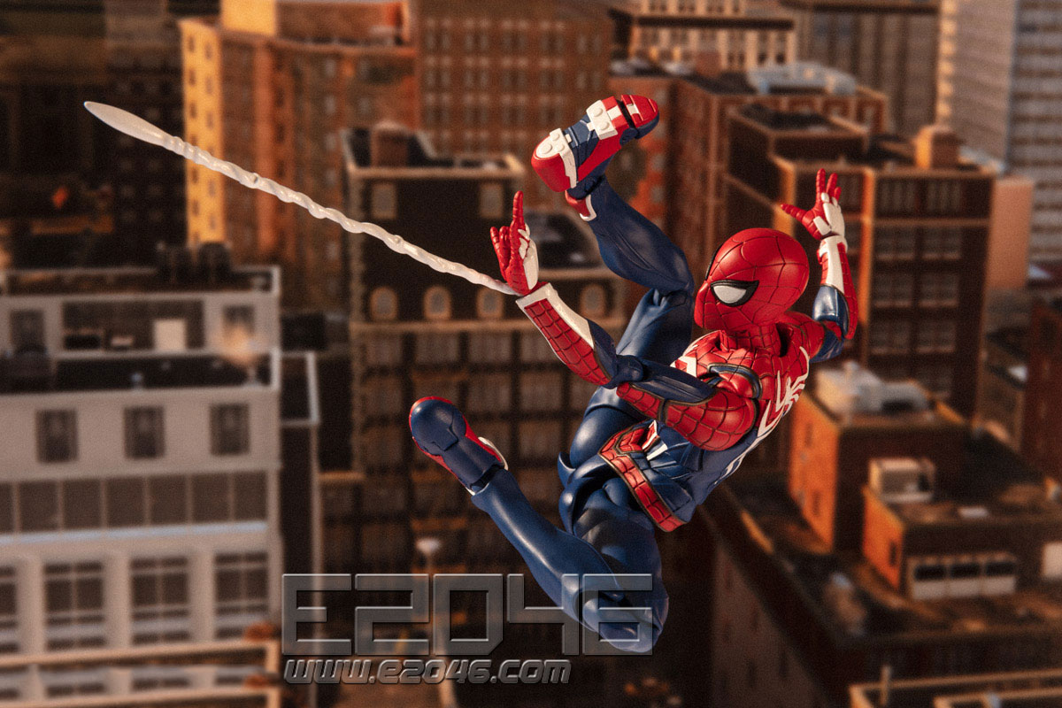 Spider-Man Advanced Suit Version (PVC)