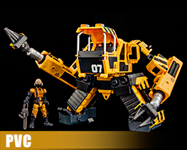 PV9616  BW4 01 海狸 WF4W (PVC)