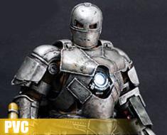 PV0539 1/6 Iron Man (PVC)