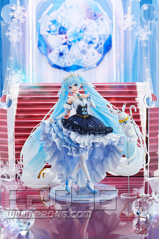 Snow Miku Snow Princess Version (PVC)