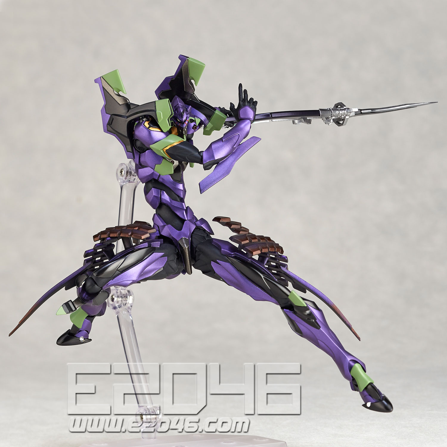 EVA-01 Natayanagi Version (PVC)