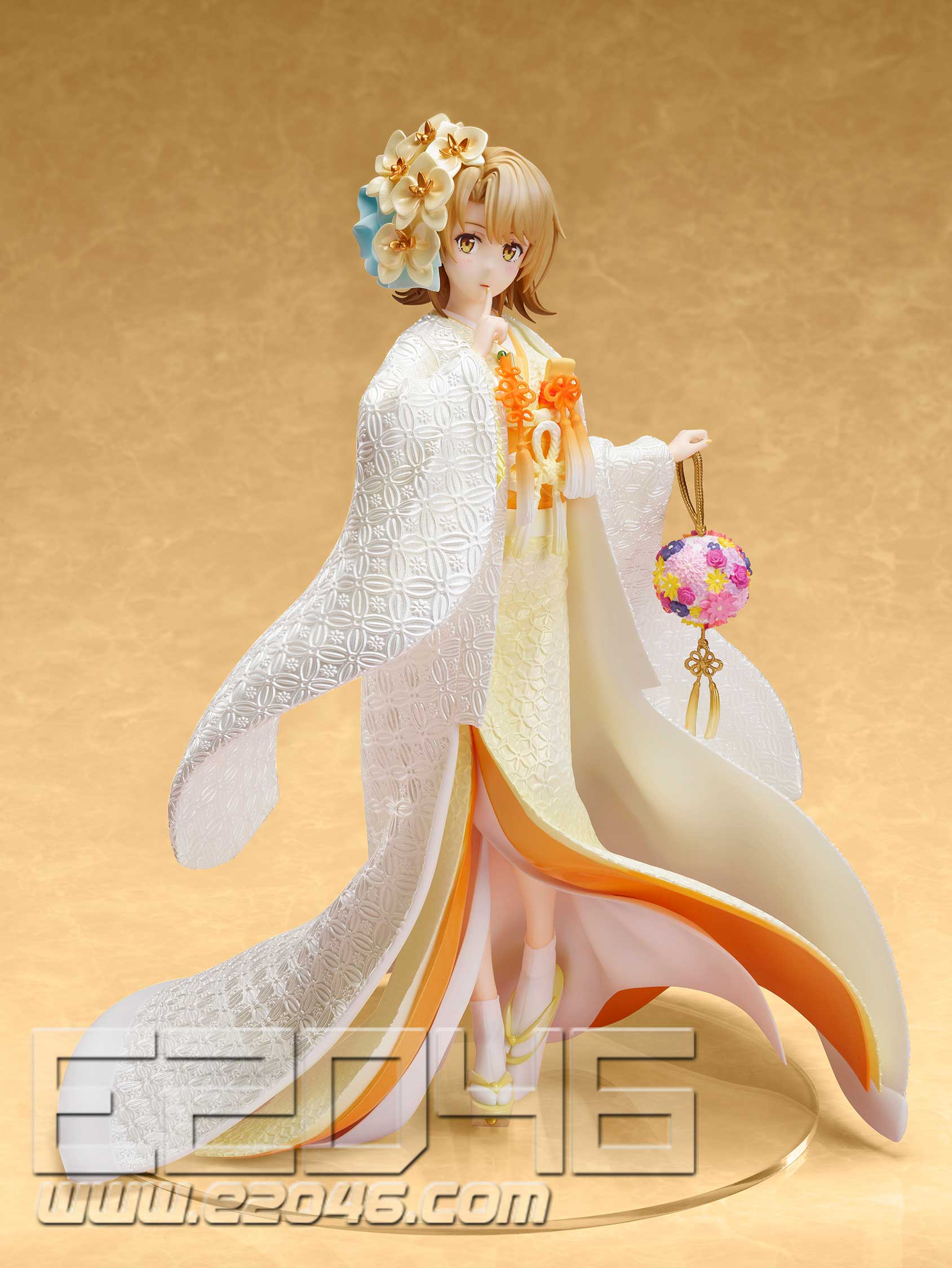 Isshiki Iroha Shiromuku Version (PVC)