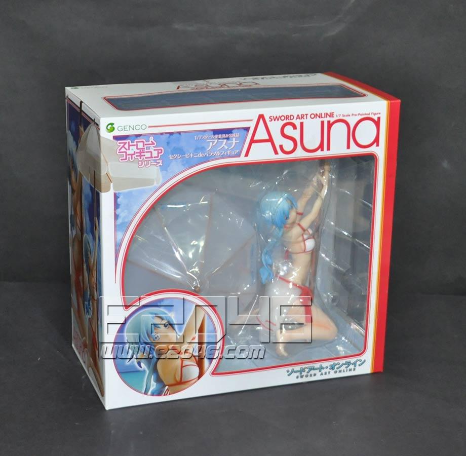 Asuna Sexy Bikini de Parasol (PVC)