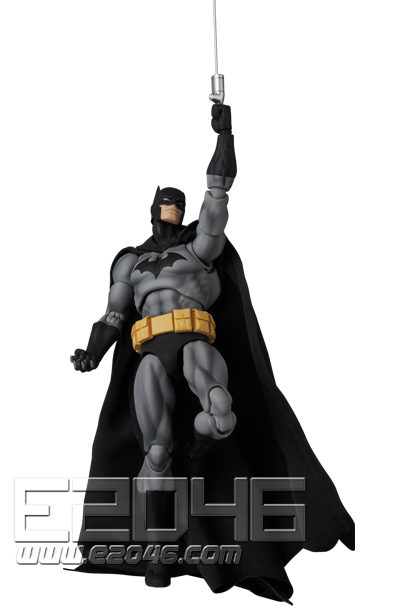 Batman Hush Black Version (PVC)