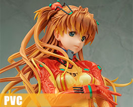 PV9024 1/4 Sikinami Asuka Langley Test Plugsuit Version (PVC)