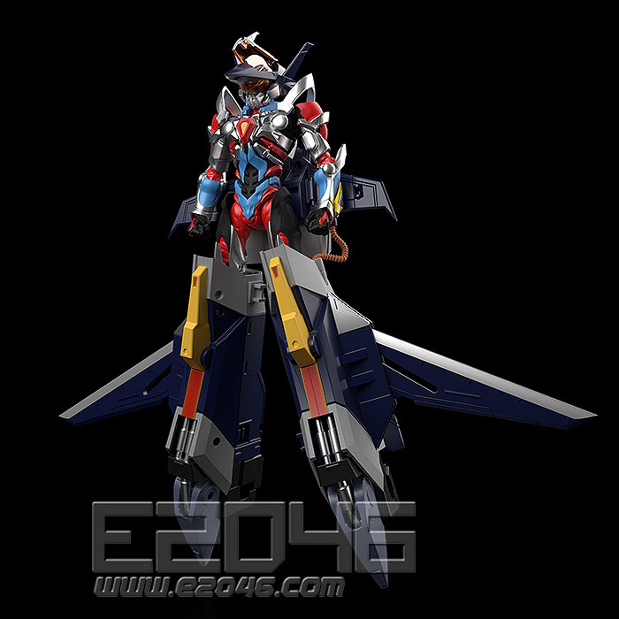 Chogattai Choujin DX Full Power Gridman (PVC)
