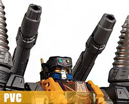PV9591  DA 47 Trivers Tridigger (PVC)