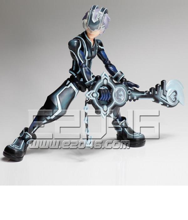 Riku Tron Legacy Version (PVC)
