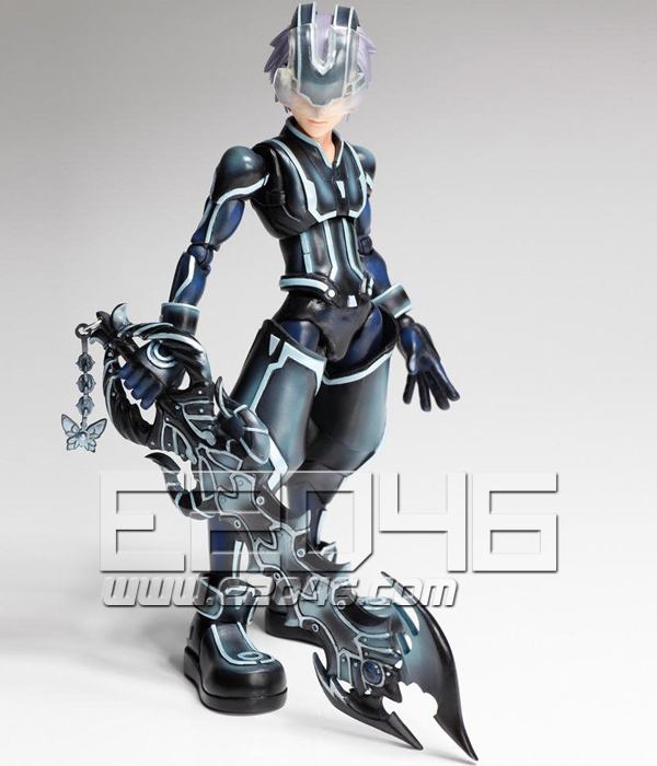 Riku Tron Legacy Version (PVC)
