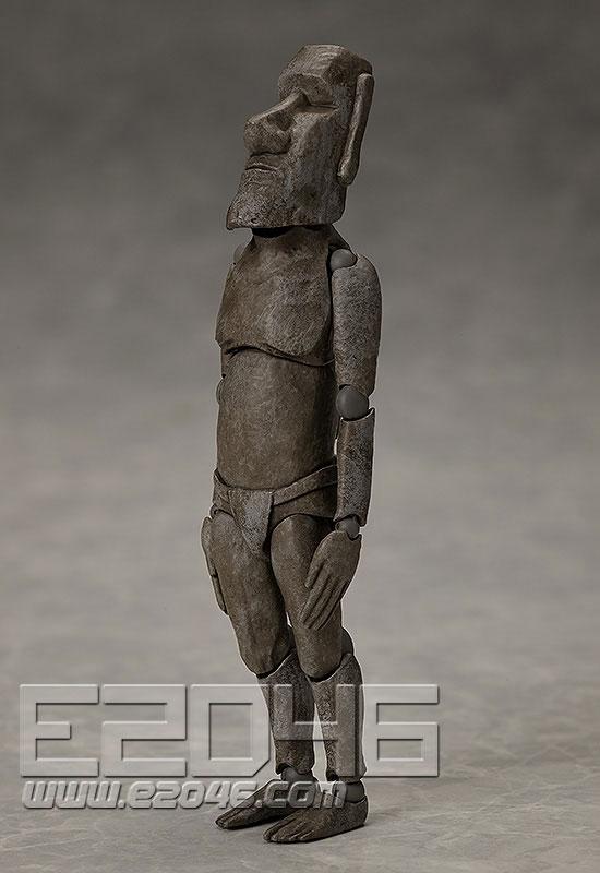 Figma Moai (PVC)