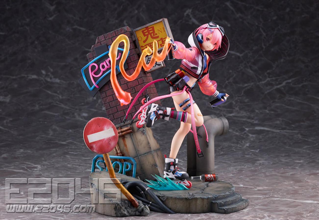 Ram Neon City Version (PVC)