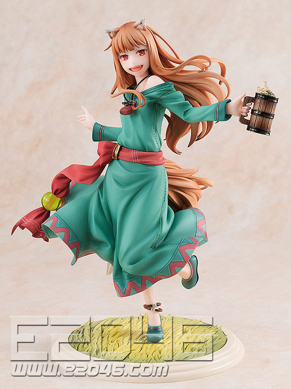 Holo Spice and Wolf 10th Anniversary Version (PVC)