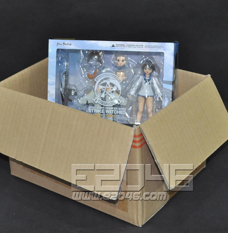 Figma Miyafuji Yoshika Shinden Version (PVC)