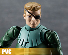 PV12222 1/18 Principality of Zeon 04 Normal Suit Soldier (PVC)