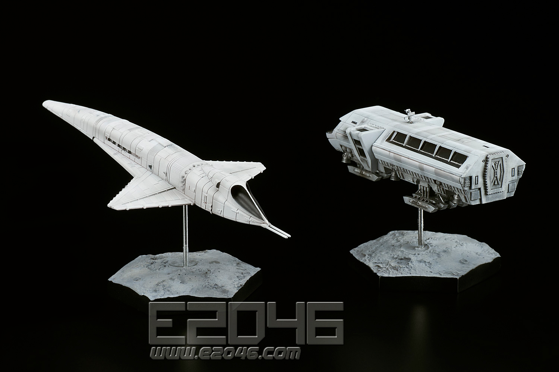 Orion III & Moon Rocket Bus (PVC)