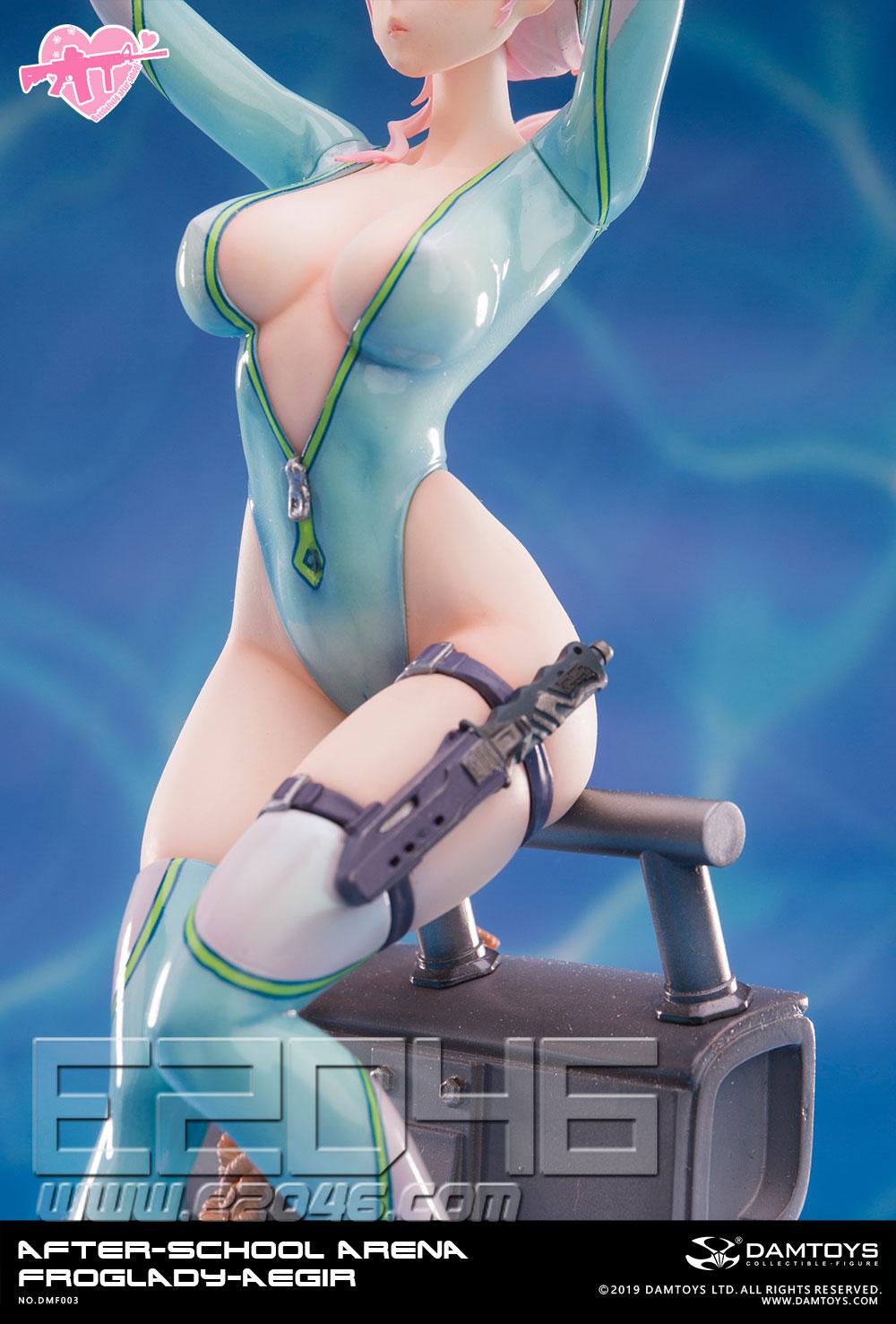 Frog Lady Aegir (PVC)