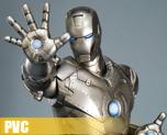 PV1318  Iron Man MarkII Bust (PVC)